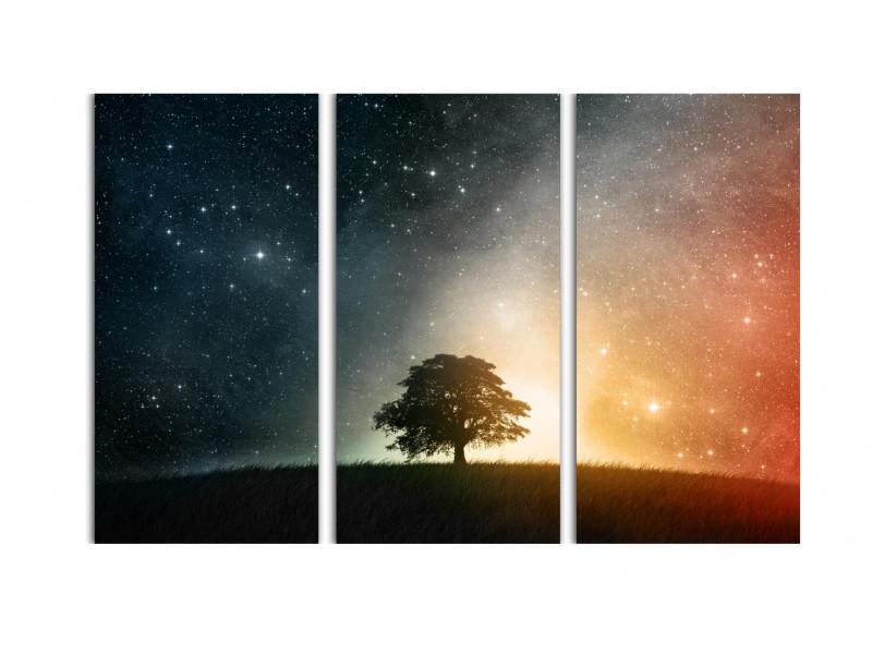 Под ласковым светом Вселенной