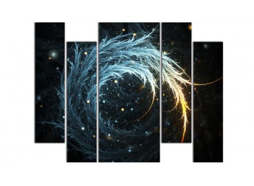Крылья космической птицы