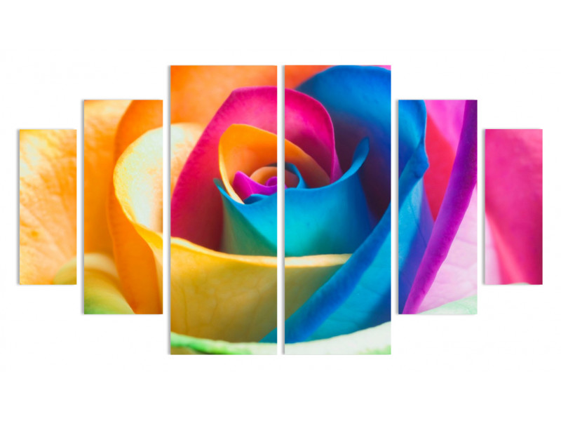 Фэнтезийная роза