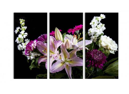 Прекрасная цветочная композиция