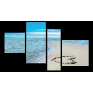Лазурный пляж