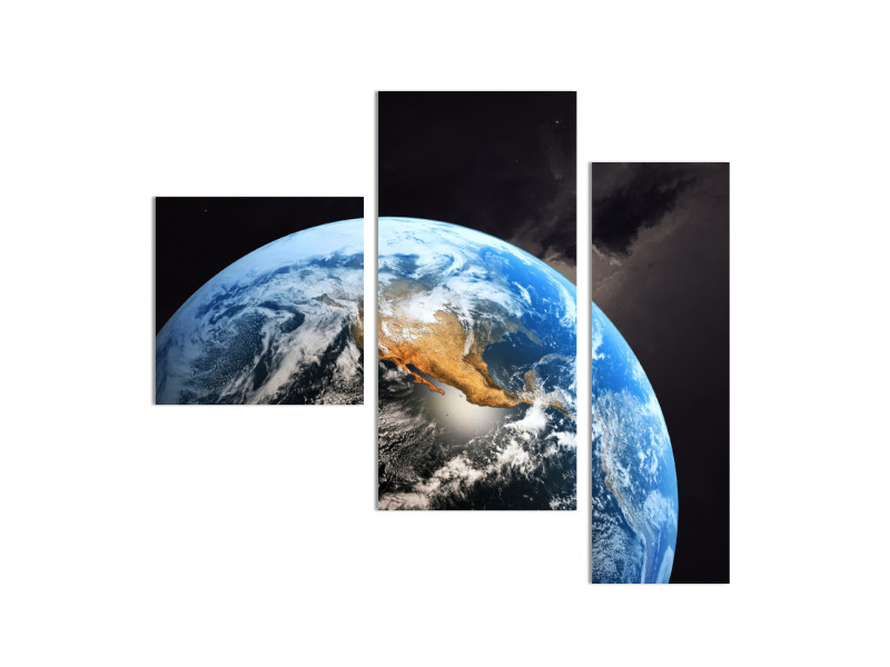 Терра - вид из космоса