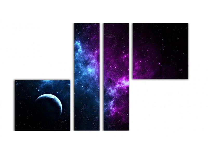 Фиолетовое пространство
