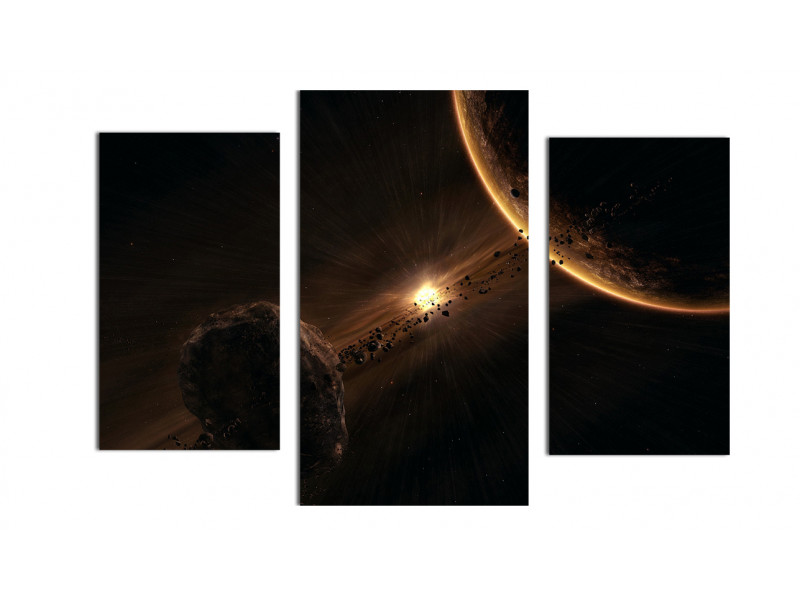 Пояс астероидов