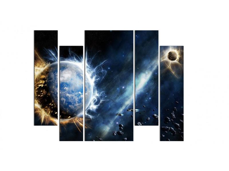Свет магнитного поля